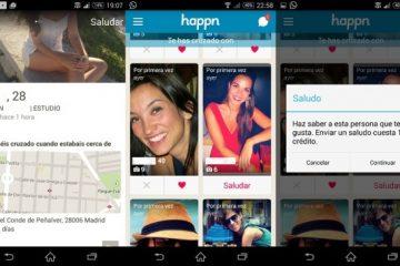 Baixe Happn para Android. Conheça pessoas de uma maneira muito interessante