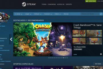 【Steam ▷ ▷ Onde estão os jogos que eu baixa?