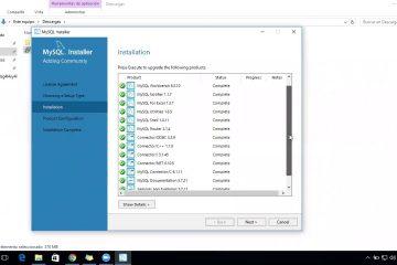 Como instalar o MySQL no Windows?