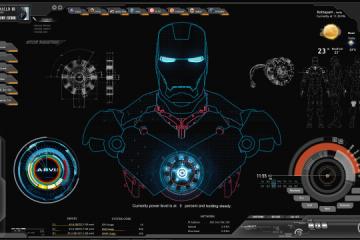 Baixe o Tema do Homem de Ferro para Android, o Melhor Vingador