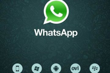 Como excluir uma conta do WhatsApp?
