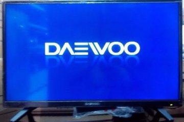 Baixe o aplicativo de controle remoto da TV Daewoo