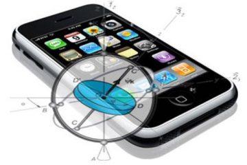 O que é o giroscópio móvel e como ele funciona?