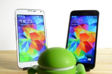10 maneiras de diferenciar o Samsung Galaxy S5 do clone chinês