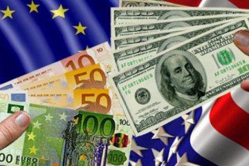 Como passar seus dólares para euros