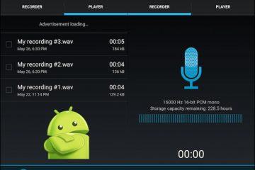 Quais são os melhores aplicativos para gravar memorandos de áudio ou voz em telefones Android? Lista 2019