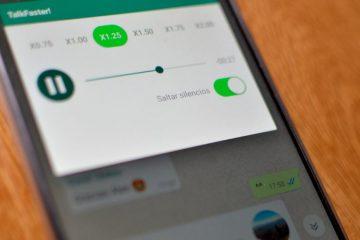 Você pode editar uma mensagem de voz do WhatsApp?