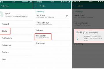WhatsApp: Como excluir mensagens antigas e mensagens de um grupo?