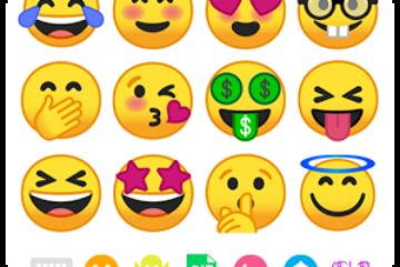 É tão fácil baixar emojis Android 8.0 Oreo para WhatsApp