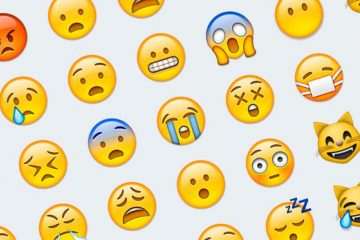 Você pode criar novos emoticons? Nós mostramos como