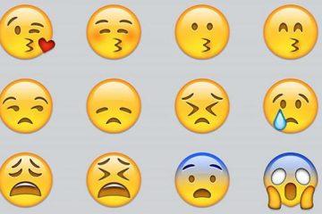 O que significam WhatsApp Emoji, Emoticons e Smilies?