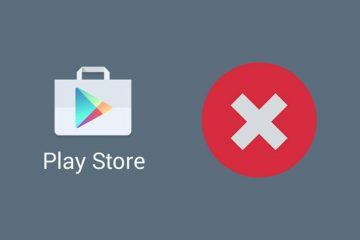 Como corrigir o erro 490 na Play Store. Nenhum inconveniente e rápido