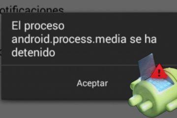 "Como corrigir ""android.process.acore"". Olha como é fácil"