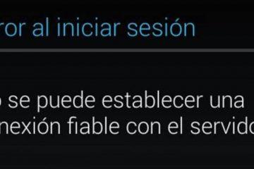 """Solução para """"Não é possível estabelecer uma conexão confiável com o servidor"""""""