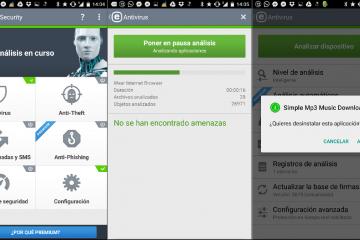 O melhor antivírus para Android: ESET