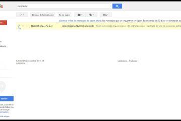Como evitar SPAM no Gmail? Eliminar SPAM
