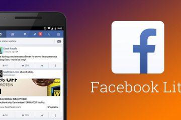 O Facebook Lite é atualizado
