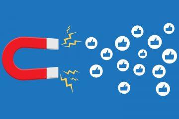 O que postar no Facebook para ter muitos gostos ou gostos?
