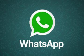 Por que não recebo o código de confirmação do WhatsApp
