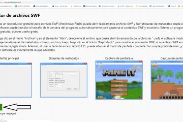 Como abrir um arquivo SWF facilmente no Windows, Mac e Linux?