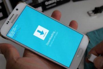 Como atualizar o Samsung Galaxy S6 com a ROM original