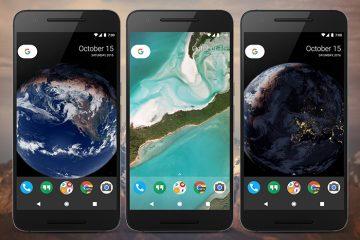 Faça o download do Google Pixel Live Wallpapers no APK e faça com que sua tela pareça única