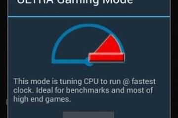 Como acelerar os jogos para Android