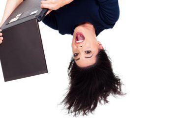 Como girar a tela do computador com o teclado no Windows 7, 8 ou 10