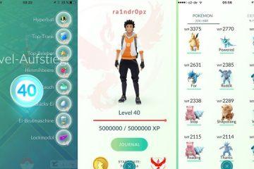 Novo BOT Pokemon Go, GoBot: Capture todos os Pokémon