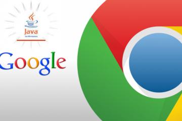 Faça o download do Google Chrome para Java