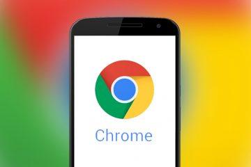 Como reiniciar e atualizar o Google Chrome?