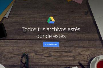 Adicionar ou remover acesso ao Google Drive no Windows 10 File Explorer
