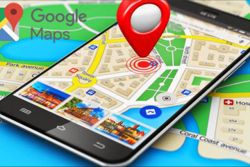 Como colocar coordenadas no Google Maps facilmente?