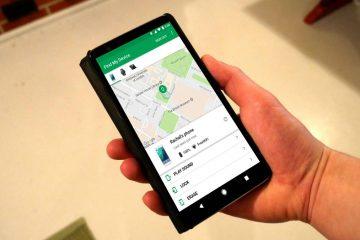 O GPS funciona quando o telefone está desligado?