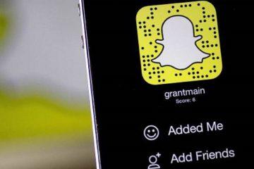 Como gravar no Snapchat sem precisar tocar na tela