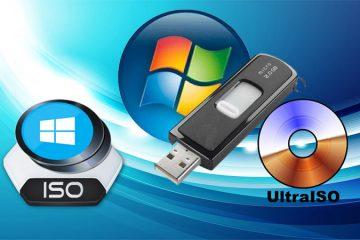 Como gravar uma imagem ISO e criar um USB inicializável ou inicializável no Windows, Linux ou Mac? Guia passo a passo