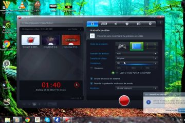 Programas para gravar a tela do meu PC
