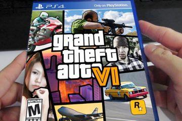 GTA 6 – QUANDO SAIR DO PS4 – PRO, PS3, PC E XBOX ONE X – S!