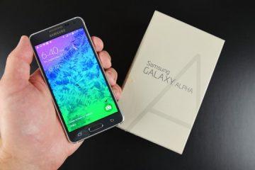 Guia passo a passo para instalar o Android 6.0 no Samsung Galaxy Alpha rapidamente