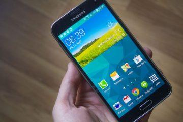 Como fazer root Samsung Galaxy S5 SEM PC [Rápido e Fácil]