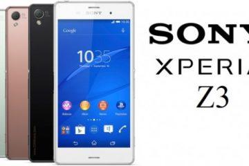 Como fazer root Sony Xperia Z, Z3 e Z3 Compact?
