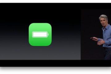 Como corrigir problemas de bateria do iOS 9?