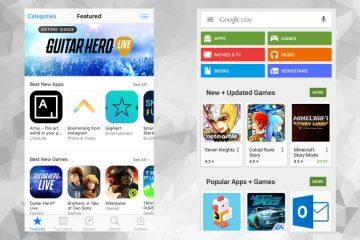 Android N vs iOS 9 – As principais diferenças