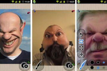 Os melhores aplicativos para criar imagens engraçadas para Android