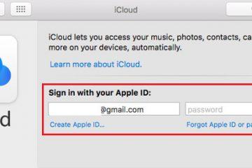 Como fazer login no meu email do iCloud em espanhol de maneira fácil e rápida? Guia passo a passo
