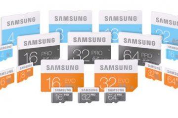 Como inserir um cartão de memória no Samsung J1