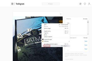 Como fazer upload de fotos para o Instagram a partir do seu PC com Windows ou MacOS? Guia passo a passo