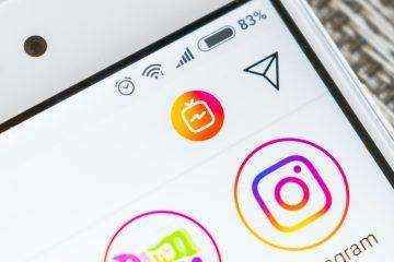 Como configurar uma conta privada do Instagram