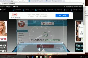 Como instalar e configurar o Psiphon para PC, o melhor proxy para Windows