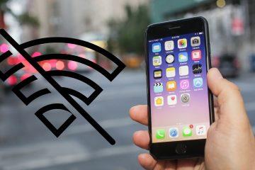 Como resolver problemas de conexão WIFI no seu iPhone?